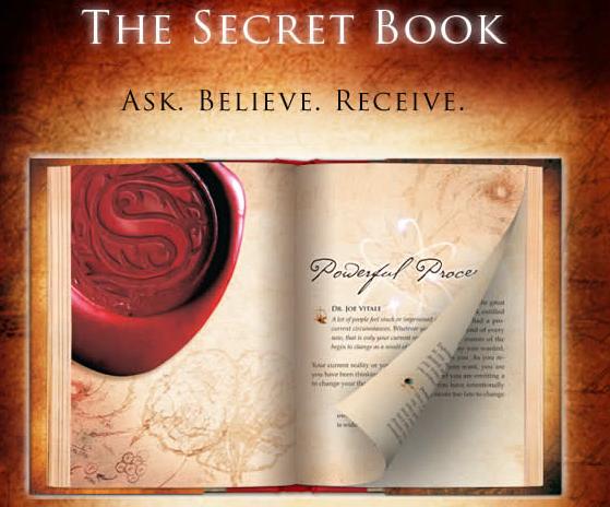 the secret boek