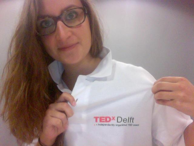 YESYESYES: TedxDelft 2012!