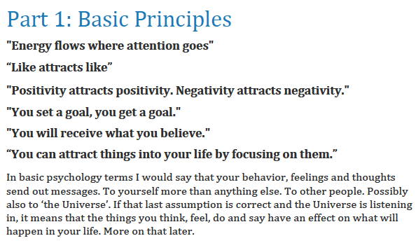New EBook Audio Book the Self Help Hipster – Law of Attraction Worksheets