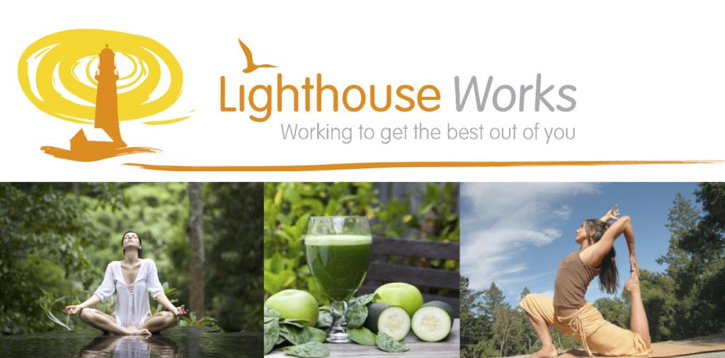 Lighthouse Works: Happy Healthy Sunday.