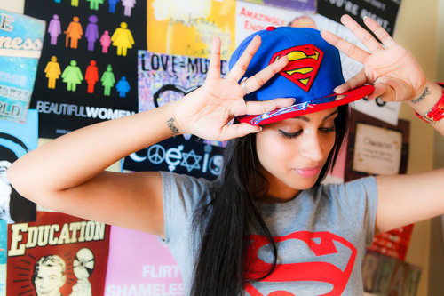Superwoman: Your Wake Up Call.