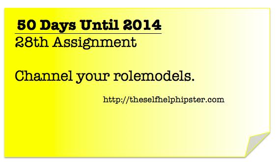 21 Days Until 2014: 29/50