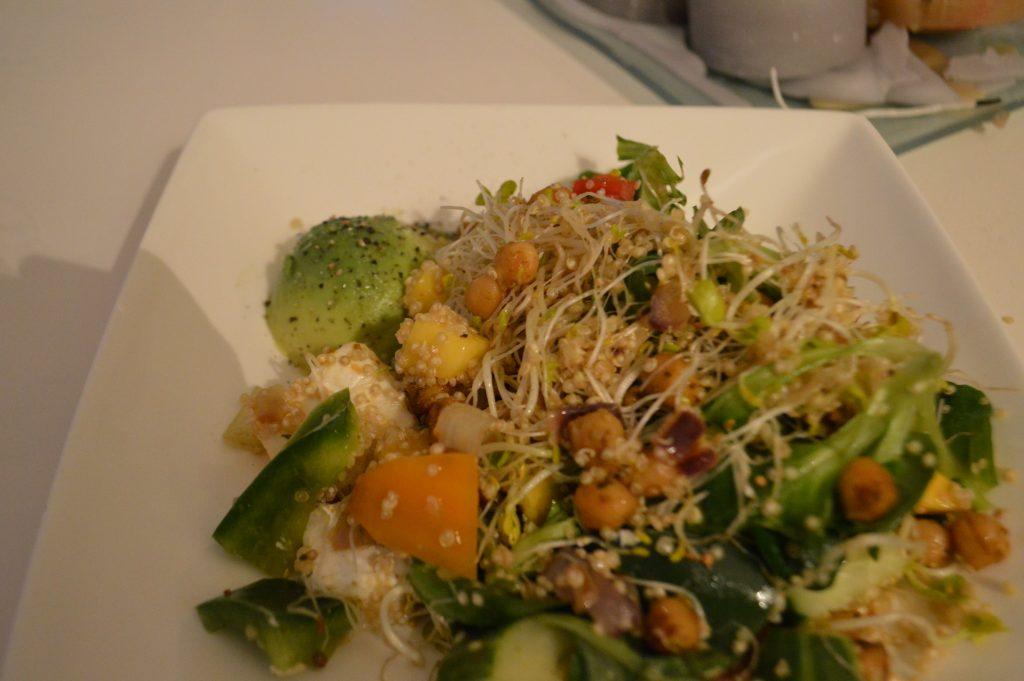 My Favorite Vegan Salads.