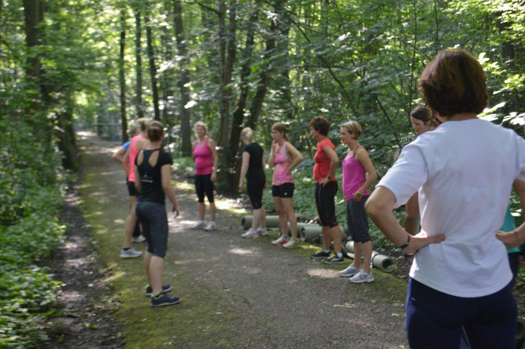 Bootcamp Club 8 Weeks 2 Yoga Fit