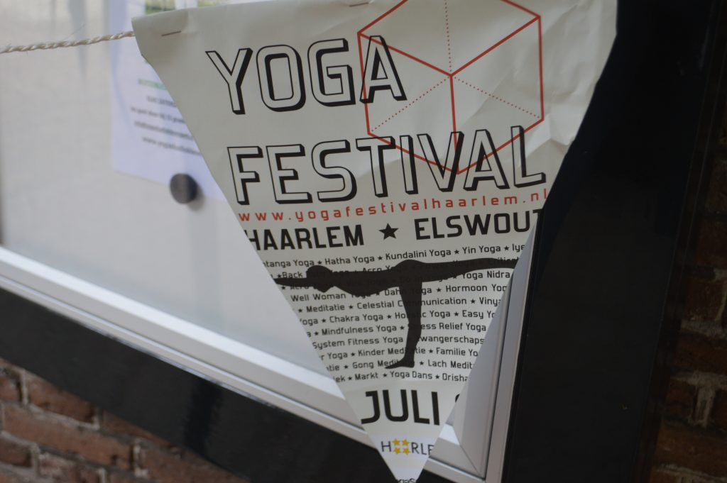 Yoga Festival Haarlem 2014