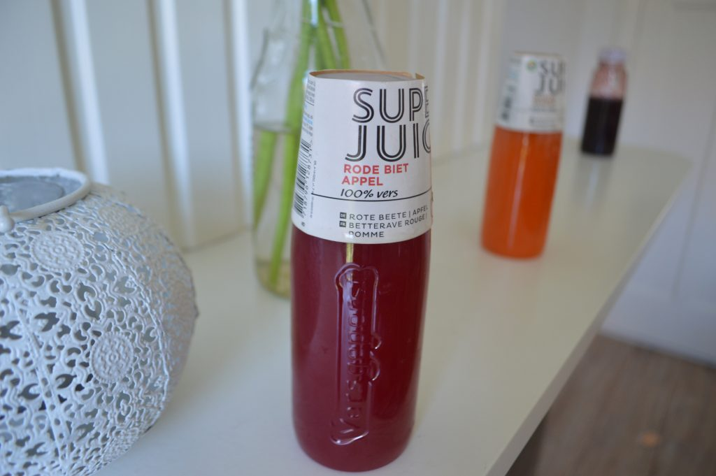 Albert Heijn Super Juices Are Bullshit: Review