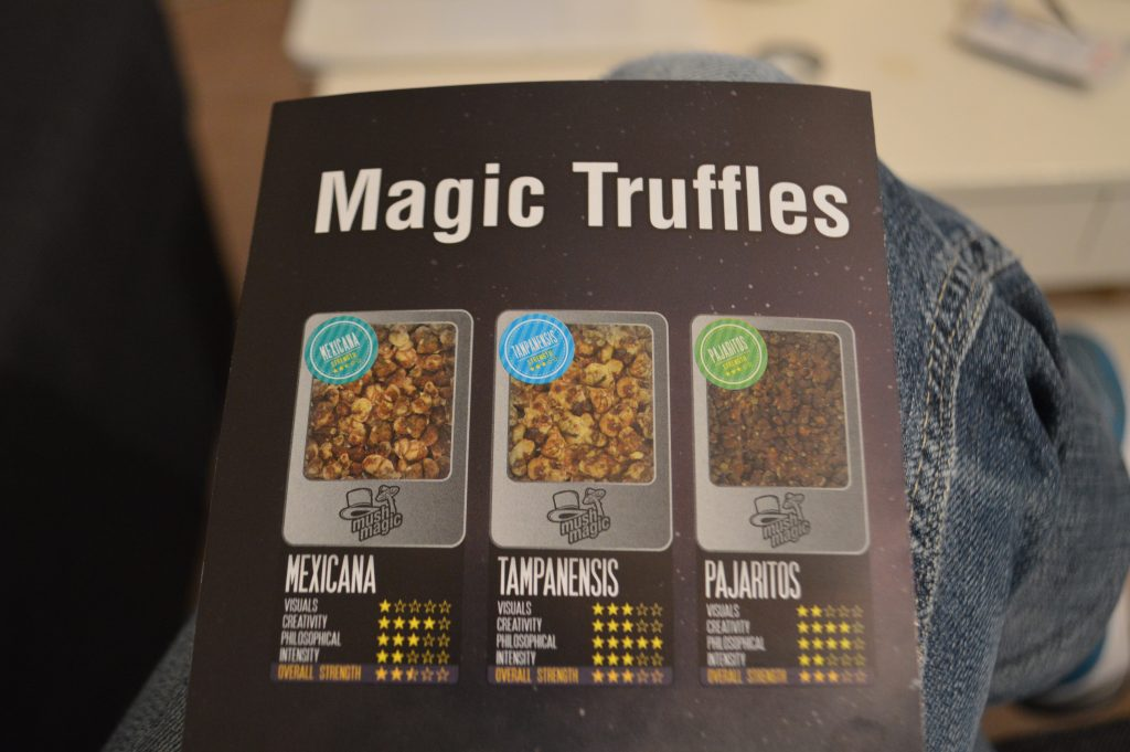 Trip Report: Truffles Parajitos Experience