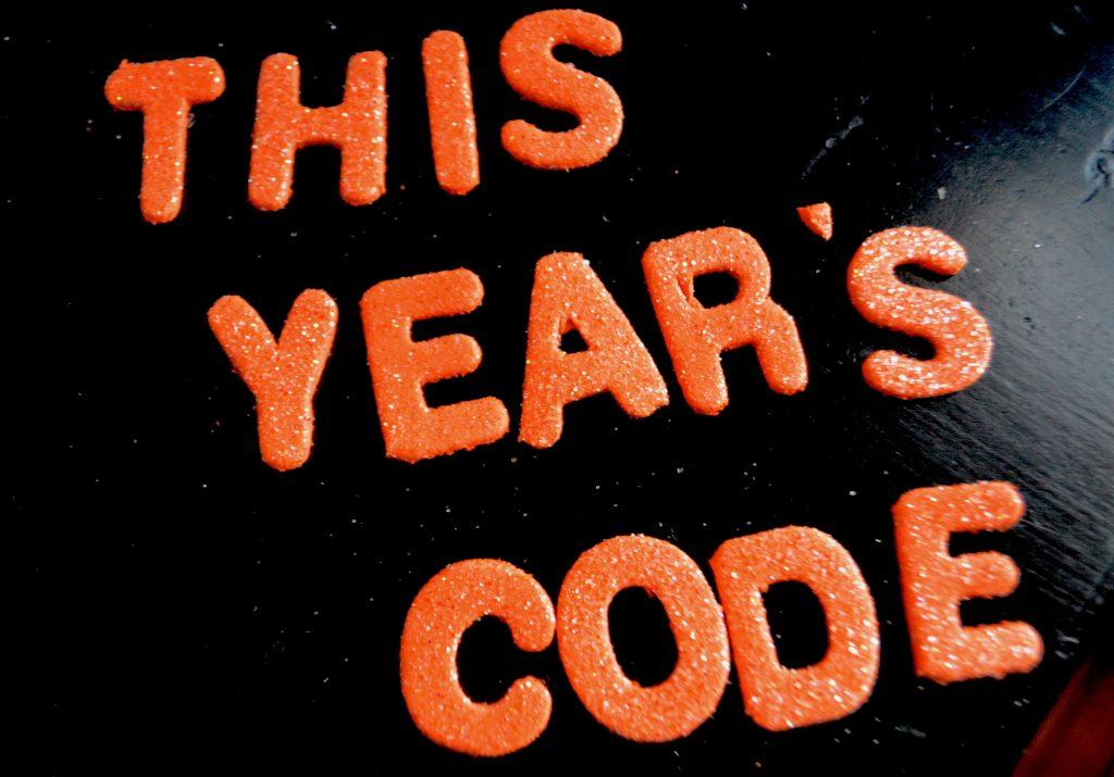 this year's code