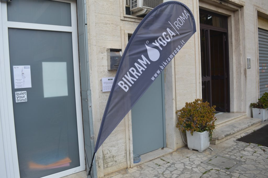 Bikram Yoga Roma Studio Review