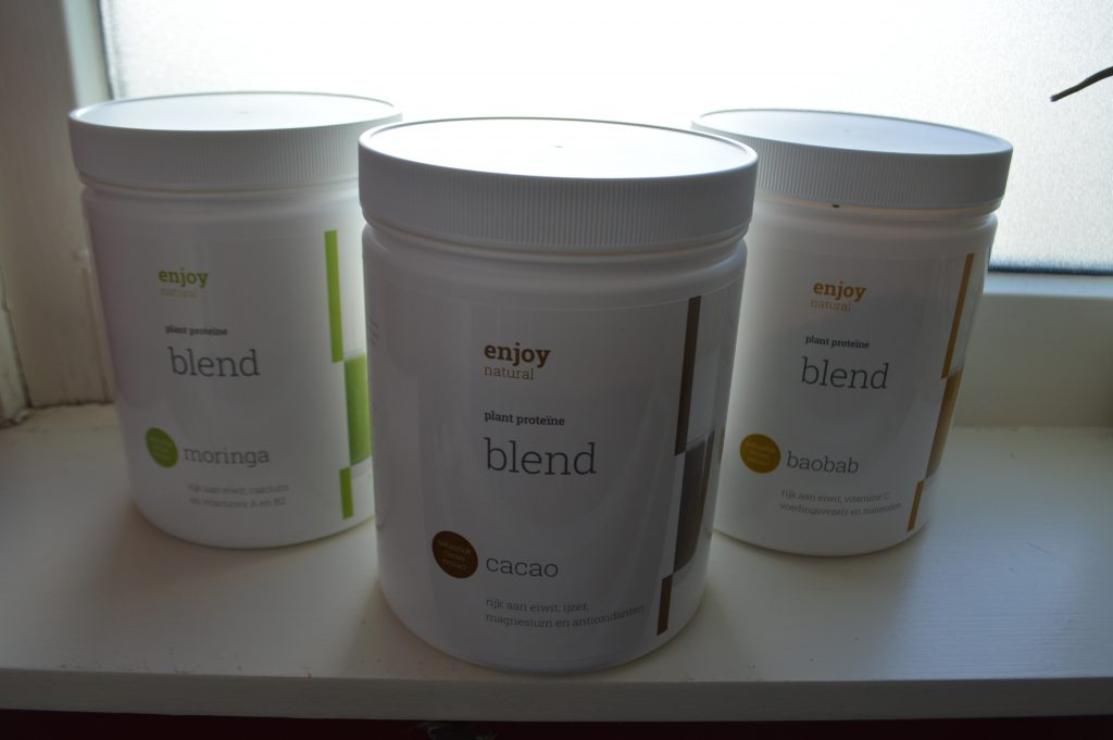 Enjoy Natural Protein Powder Review And Taste Test