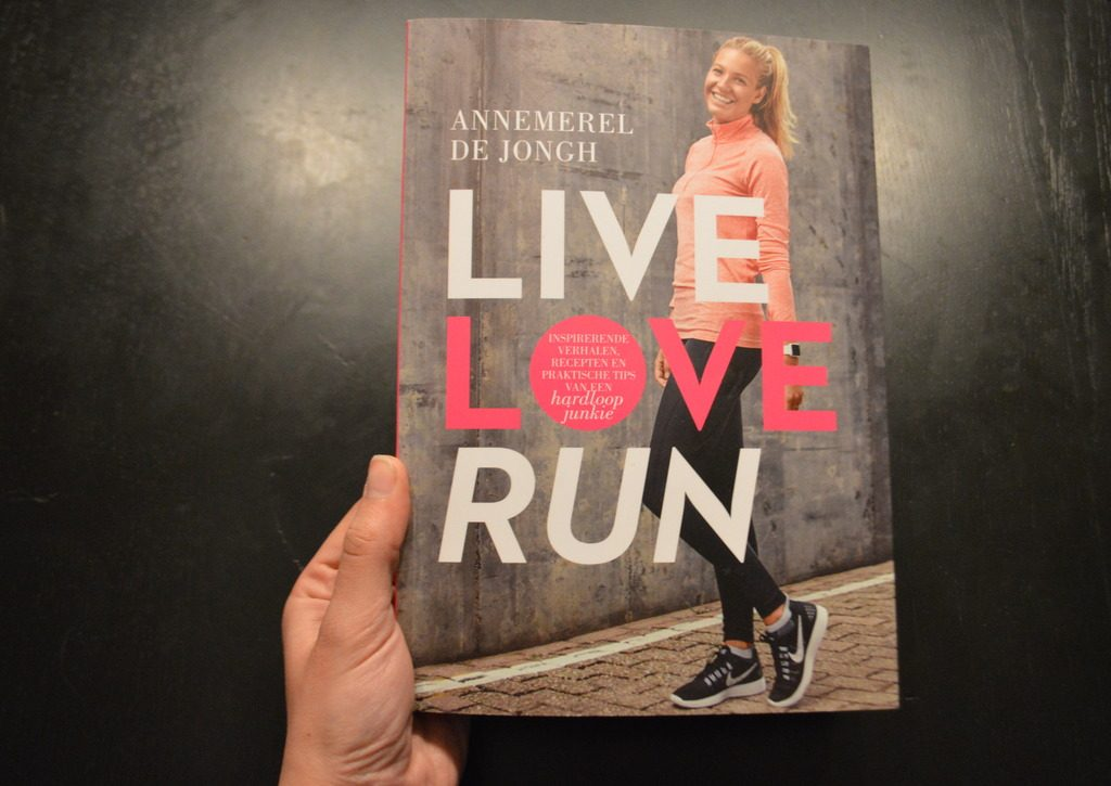 Book Review: Live, Love, Run – Annemerel de Jongh