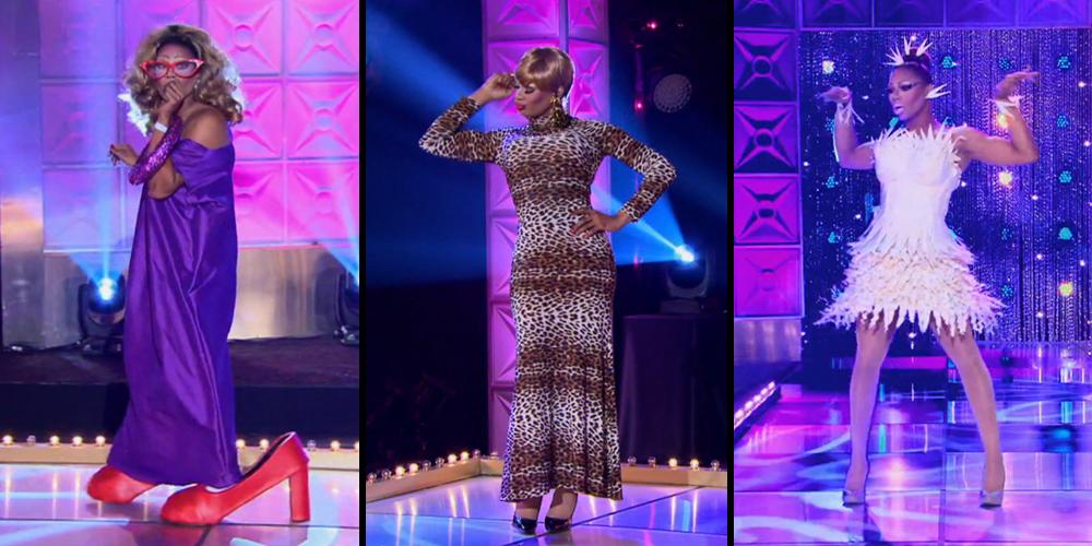 RuPaul's Drag Race S08E08 & S08E09 TV RECAP (Spoilers)