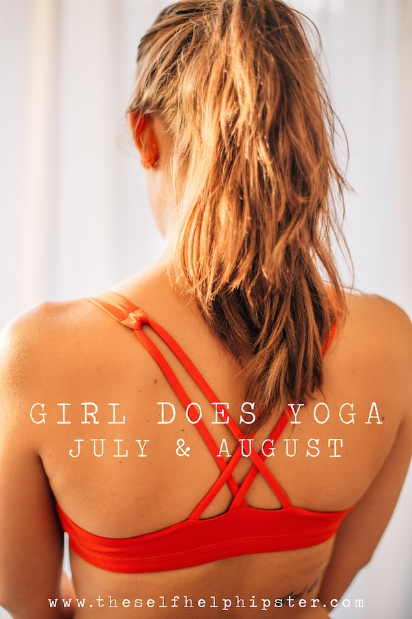 Free E-Book: Girl Does Yoga July & August