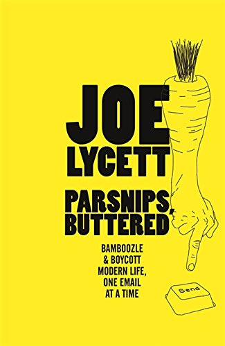 Self Help Book Review: Parsnips, Buttered by Joe Lycett