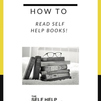 how to read self help books