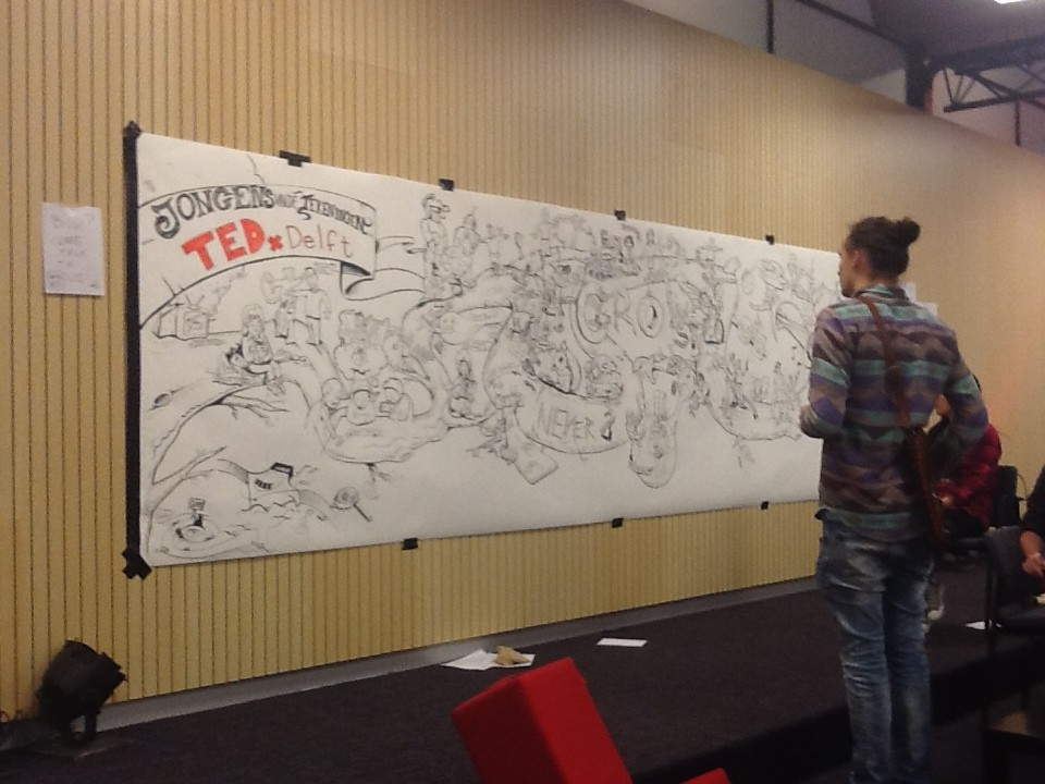 Baby's First Tedx (Picture Run Through)!