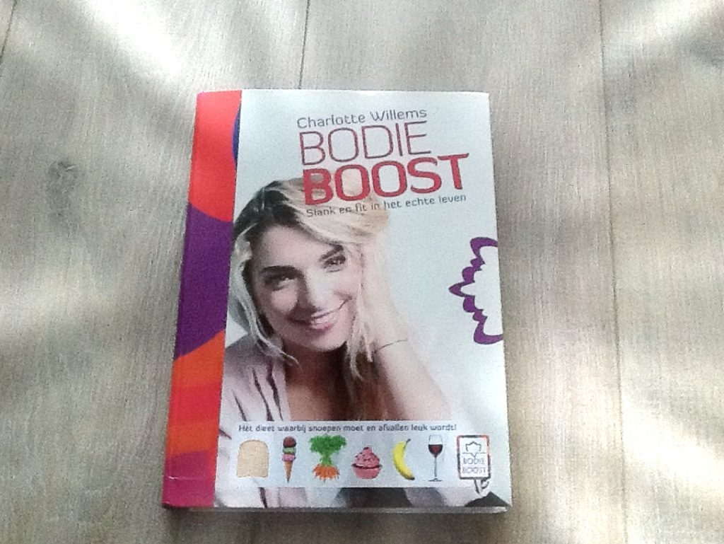 Self Help Book Parade: BodieBoost