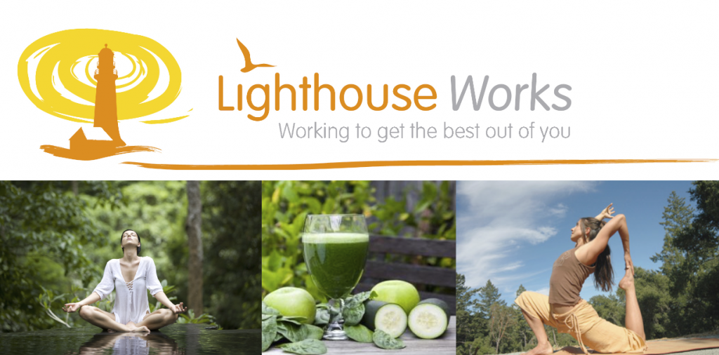 Lighthouse Works: Happy Healthy Sunday.