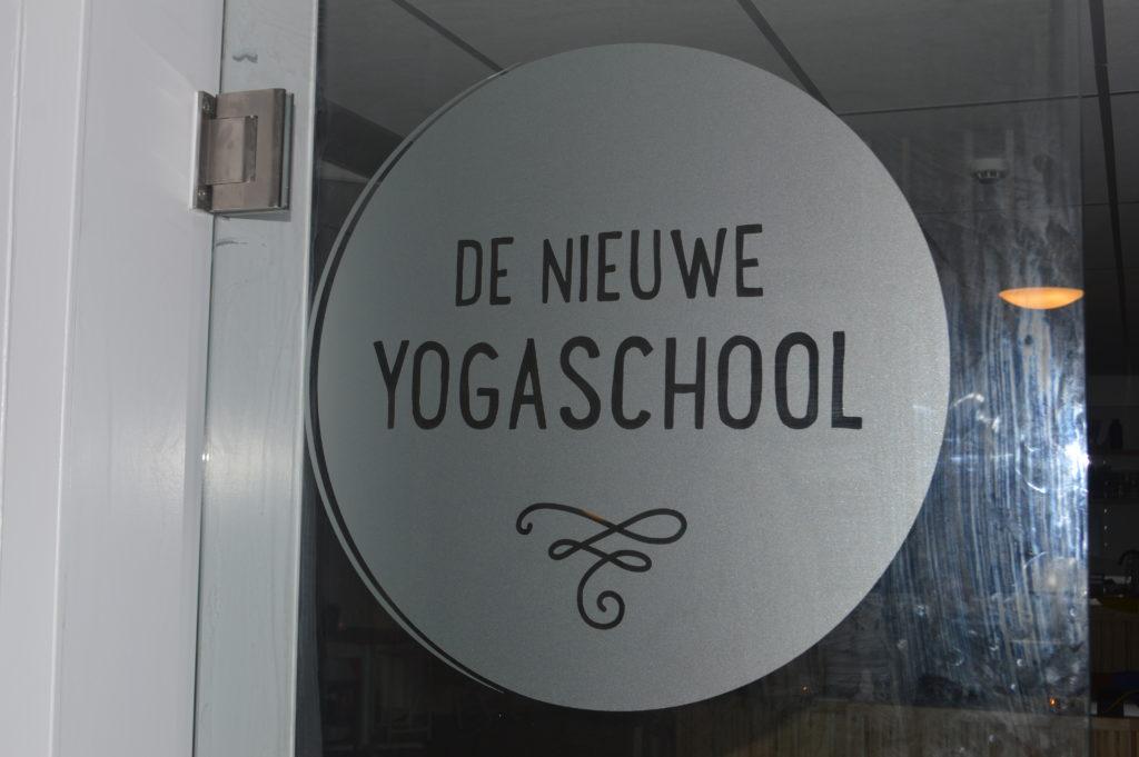 Yoga Studio: De Nieuwe Yoga School.