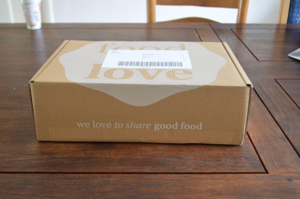 FoodWeLove Box De Groene Meisjes: Unbahxing!