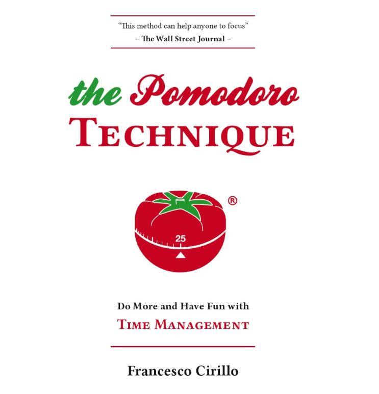 Pomodoro Technique Book Review.