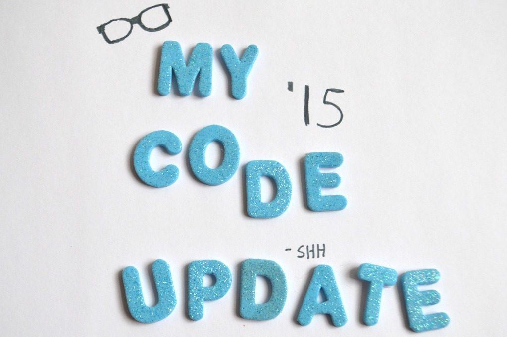 Code of 2015: Update