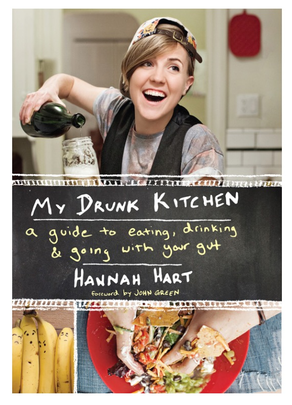 my drunk kitchen book 1