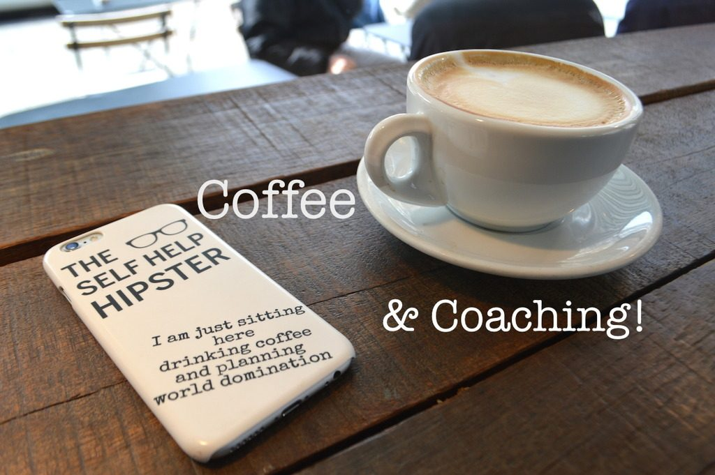 Self Help Summer? No, Coffee and Coaching!