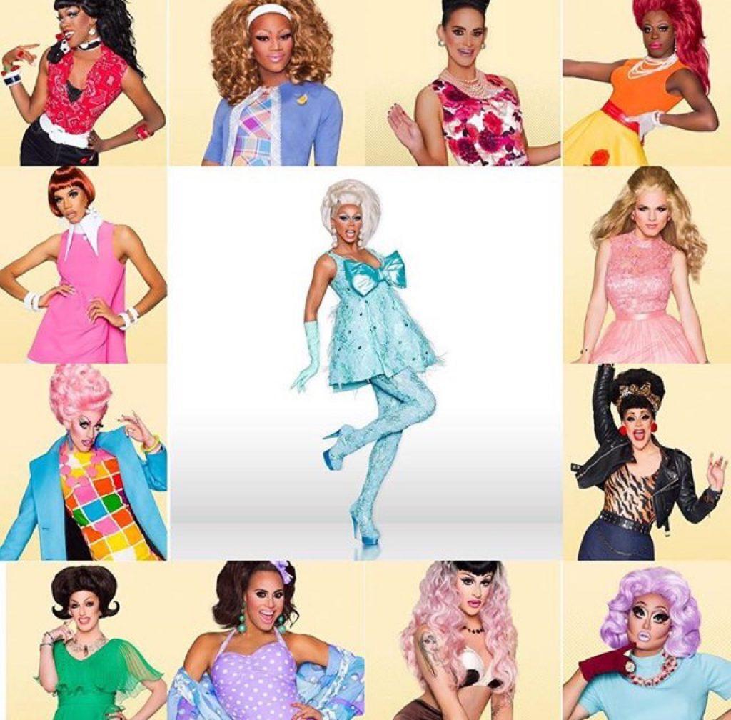 RuPaul's Drag Race S08E01 RECAP (SPOILERS)