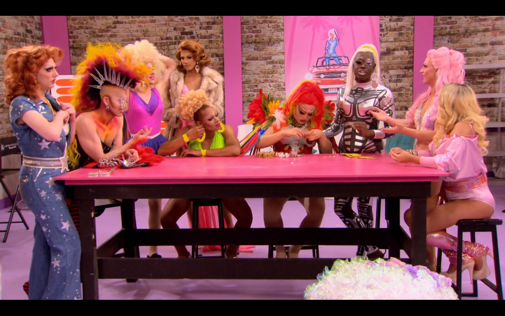 RuPaul's Drag Race S08E04 & S08E05 TV RECAP (Spoilers!)