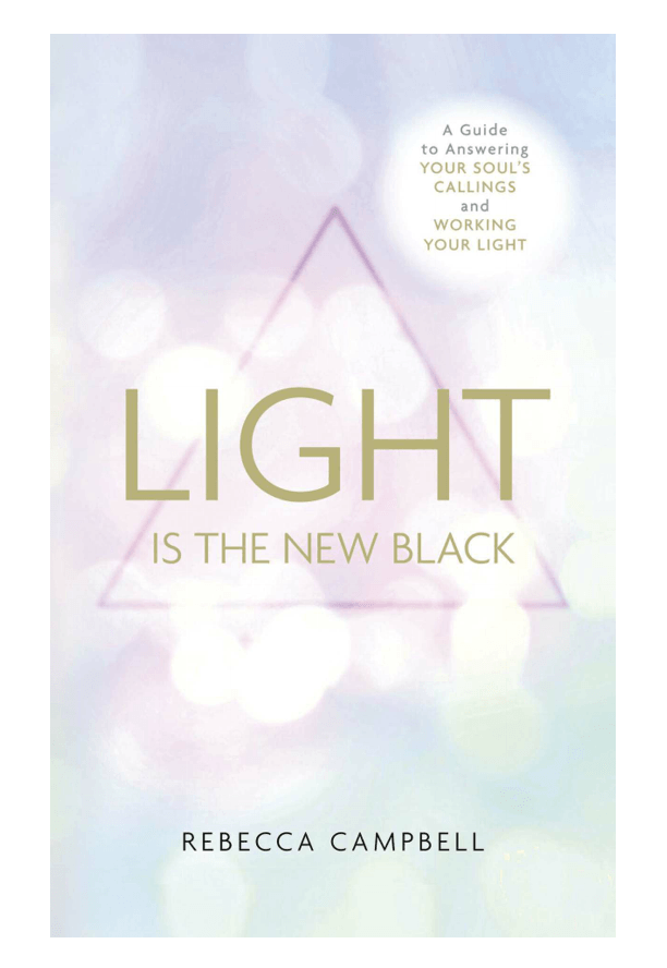 Book Review: Light Is The New Black – Rebecca Campbell