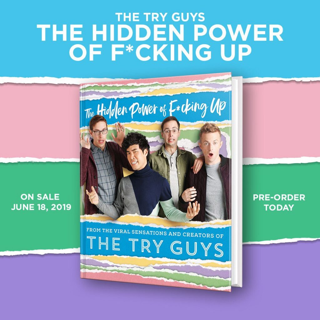 The Hidden Power of F*cking Up Book Review