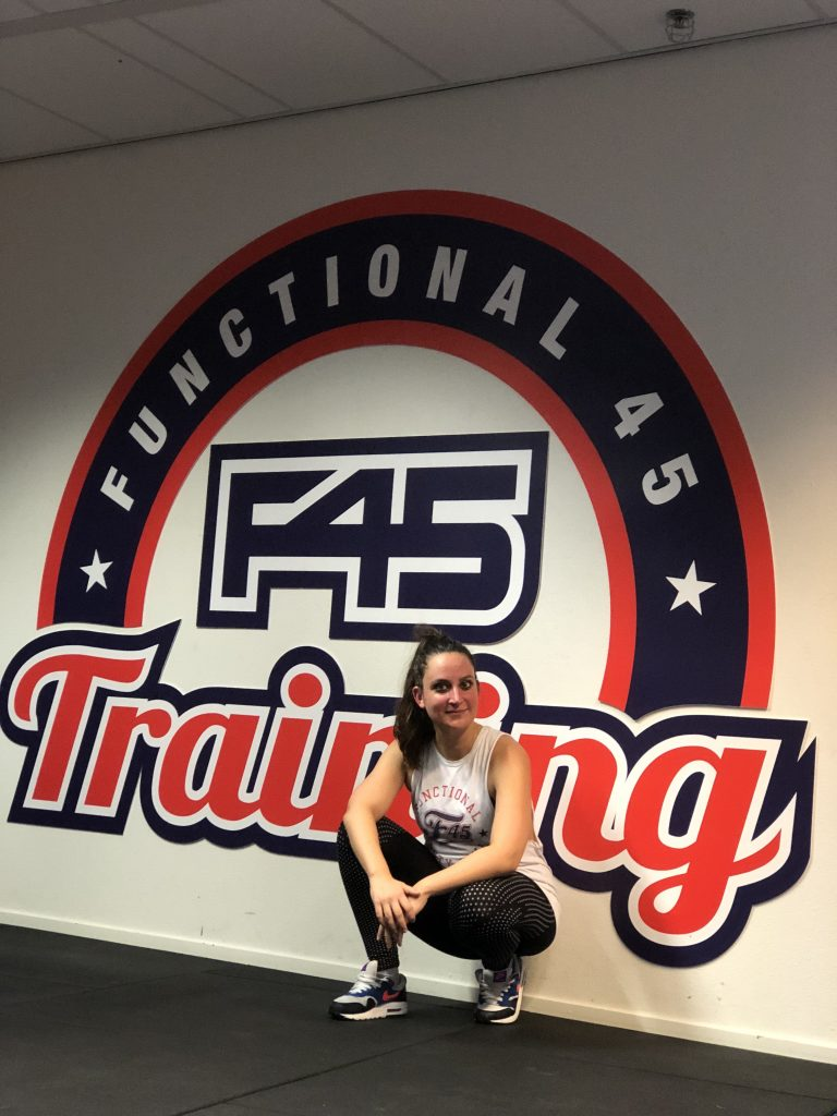 Adventures in F45: Functional Training