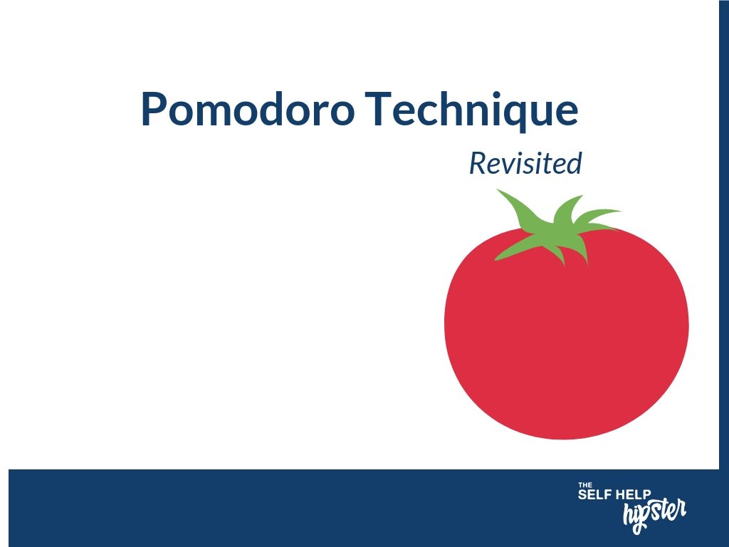Pomodoro Revisited