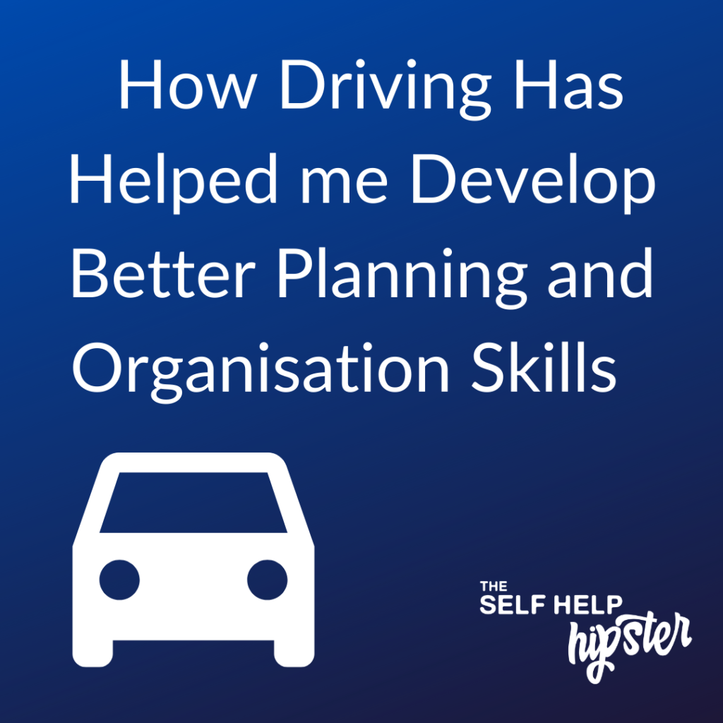 Activities That Train Your Planning Skills: Driving